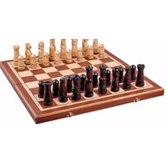 Шахматы Большой Замок средние 58х29х7 см, фото 1