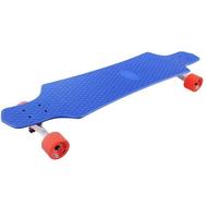 Лонгборд пластиковый PLAYSHION FS-PL001B (Синий), фото 1