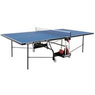 Всепогодный теннисный стол DONIC OUTDOOR ROLLER 400 синий, фото 1