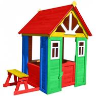 Детский цветной домик МОЖГА СОЛНЕЧНЫЙ МУЛЬТИ 1 Р910-М2, фото 1