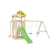 Спортивно-игровая детская площадка - IGRAGRAD ПАНДА ФАНИ BABY с рукоходом, фото 1