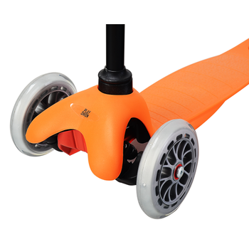 Самокат PLAYSHION FS-MS001O (Оранжевый), фото 2