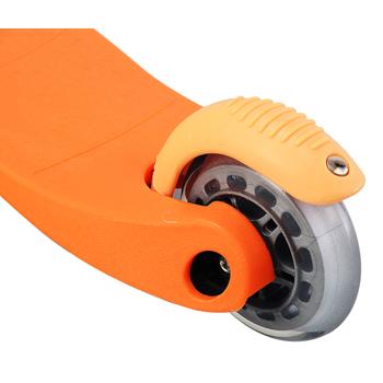 Самокат PLAYSHION FS-MS001O (Оранжевый), фото 3