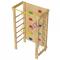 Домашний детский спортивный комплекс - САМСОН ВУДИ, скалодром, шведская стенка, турник, сетка, фото 1